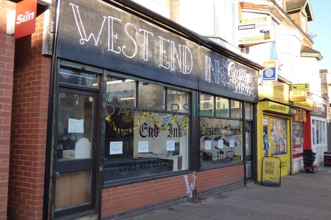 Thumbnail Land to rent in Narborough Road, Leicester