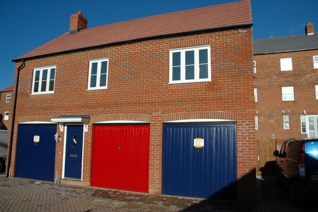 Thumbnail Flat to rent in Orchid Court, Kingsnorth, Ashford
