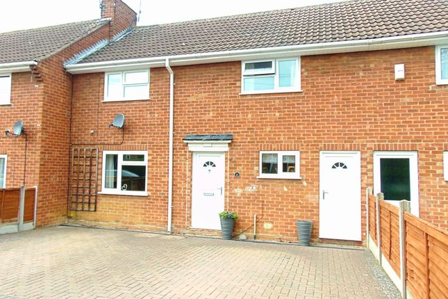 Terraced house for sale in Bayly Close, Evesham