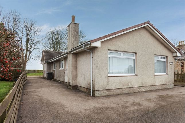 Thumbnail Detached bungalow for sale in Isla Cottage, Whiterashes, Aberdeen