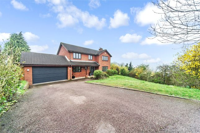 Thumbnail Detached house for sale in Barleymow Close, Walderslade, Kent