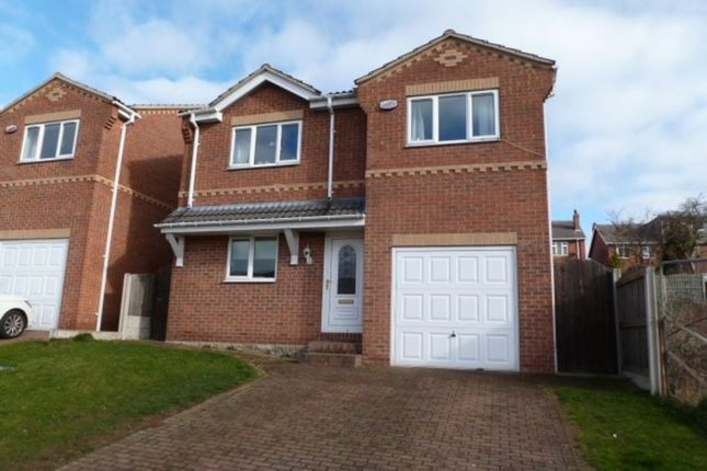 Thumbnail Detached house to rent in Hemings Way, South Elmsall, Pontefract