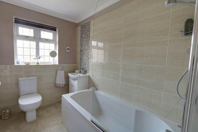 Family Bathroom of Raglan Gardens, Lydney, Gloucestershire. GL15