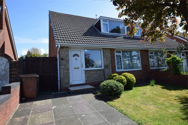 Semi-detached house for sale in Noctorum Way, Noctorum, Merseyside