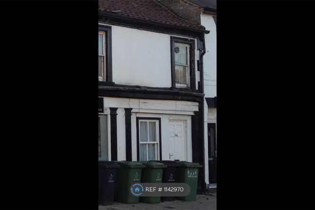 1 bed terraced house to rent in Castle Street, Thetford IP24