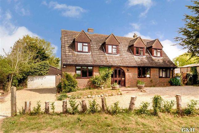 Thumbnail Detached house for sale in Bourne Road, Aldington, Ashford
