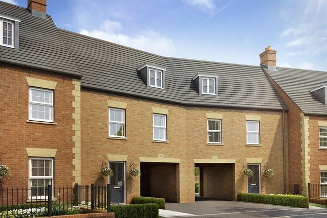 """Town house for sale in """"The Piddington Splay"""" at Heathencote, Towcester"""