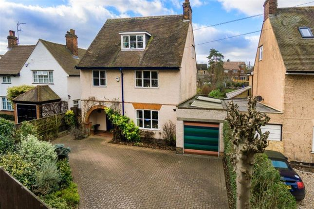 Thumbnail Detached house for sale in London Road, Knebworth