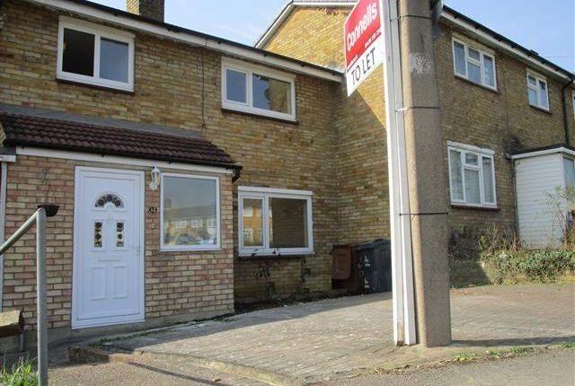 Thumbnail End terrace house to rent in Gonville Crescent, Stevenage