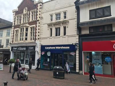 Thumbnail Retail premises for sale in Ground Floor, 55 Greengate Street, Stafford