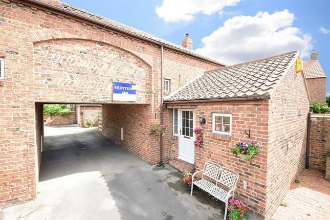 Thumbnail Semi-detached house for sale in Church Street, Whixley, York