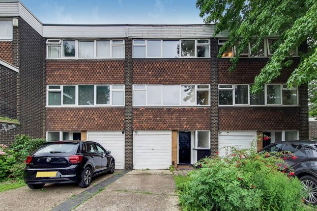 Thumbnail Terraced house to rent in Heronsforde, West Ealing, London