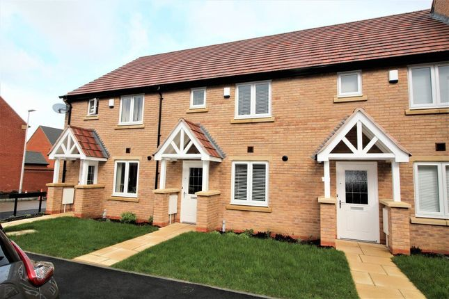 Thumbnail Property to rent in Roundhouse Drive, Cawston, Rugby