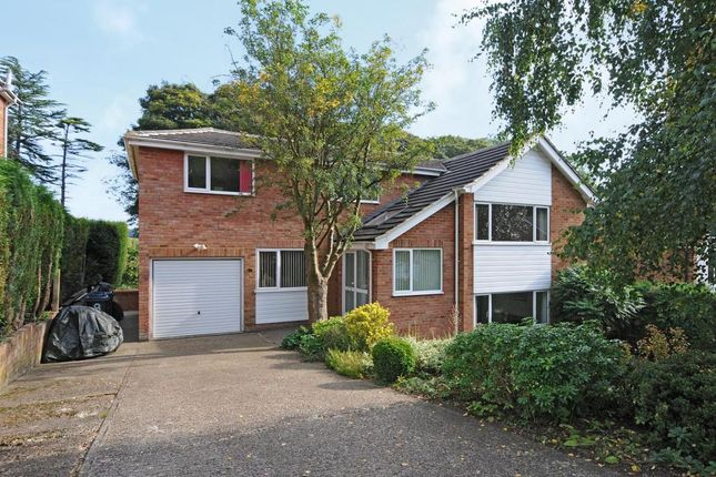 Thumbnail Detached house to rent in Greenwood Close, Briery Way, Amersham