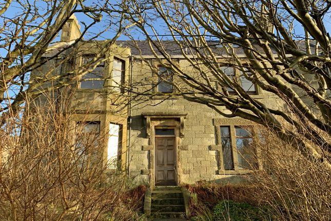 Thumbnail Semi-detached house for sale in St Olaf Street, Lerwick, Shetland