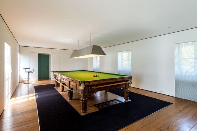 Games Room of St Ann's Court, St Ann's Hill, Surrey KT16