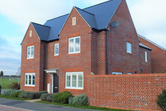 Thumbnail Property to rent in Broad Way, Upper Heyford, Bicester