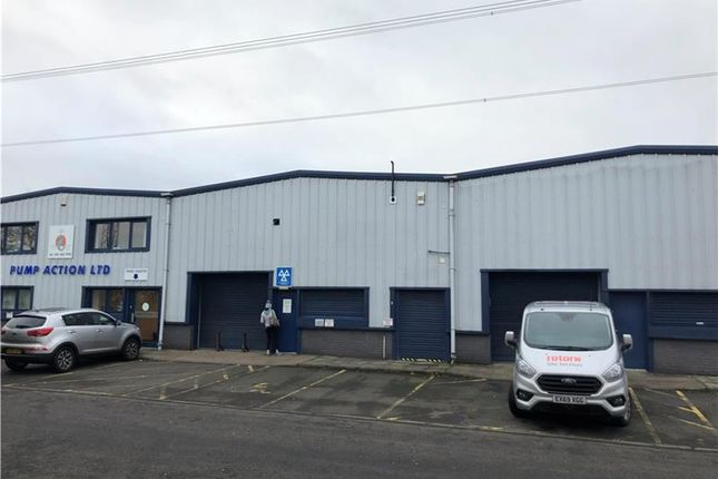Thumbnail Warehouse to let in Hillington Business Park, 8, Queensberry Avenue, Glasgow, Scotland
