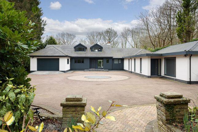 Thumbnail Detached house for sale in Saddleback Drive, Castle Hill, Prestbury