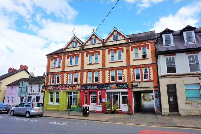 Thumbnail Block of flats for sale in Cawdor Terrace, Newcastle Emlyn