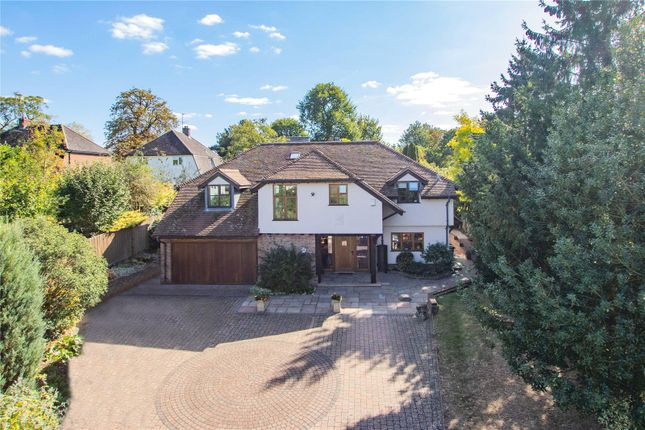 Thumbnail Detached house for sale in Little Walden Road, Saffron Walden, Essex