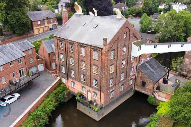 Thumbnail Flat to rent in New Mill, The Flour Mills, Burton-Upon-Trent
