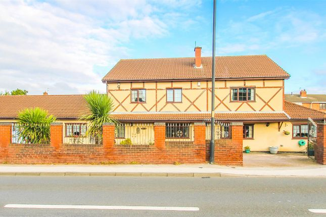 Thumbnail Detached house for sale in Lichfield Road, Willenhall