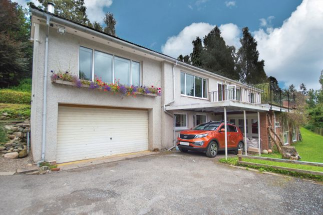 Thumbnail Detached house for sale in Culic - Brae, Pitlochry