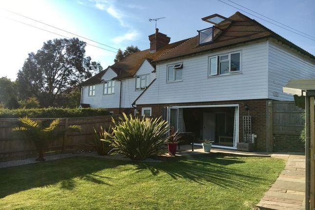 Thumbnail Terraced house for sale in Goldhurst Green, Icklesham, Winchelsea
