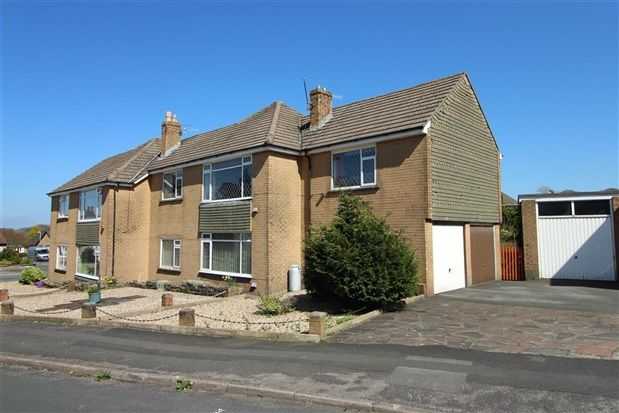 Thumbnail Flat for sale in Greenwood Court, Carnforth