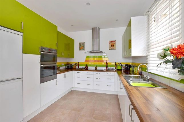 Kitchen of North Street, Sutton Valence, Maidstone, Kent ME17