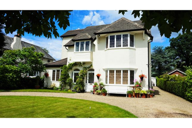 Thumbnail Detached house for sale in Ogden Road, Bramhall, Stockport