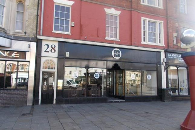 Thumbnail Restaurant/cafe to let in The Former Ra Ra Bar, 28 Market Place, Grantham