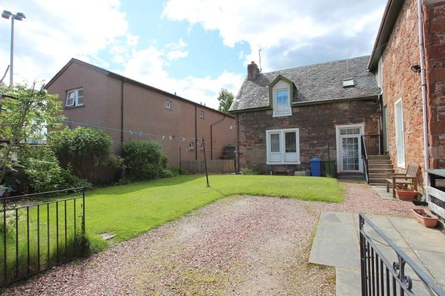 Garden of 8B Millburn Road, Millburn, Inverness IV2
