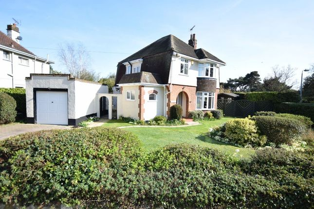 Thumbnail Detached house for sale in Albany Gardens East, Clacton-On-Sea