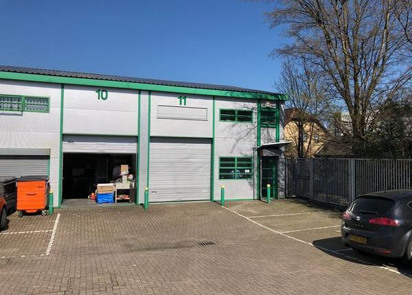 Thumbnail Light industrial to let in Unit 11, Riverside Park, Sheaf Gardens, Off Durchess Road, Sheffield