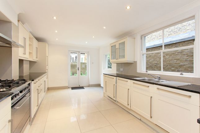 Thumbnail Terraced house for sale in Mirabel Road, Fulham