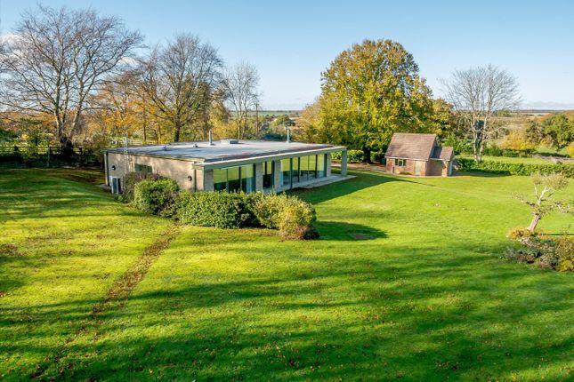 Thumbnail Bungalow for sale in Goscombe Lane, Gundleton, Alresford, Hampshire