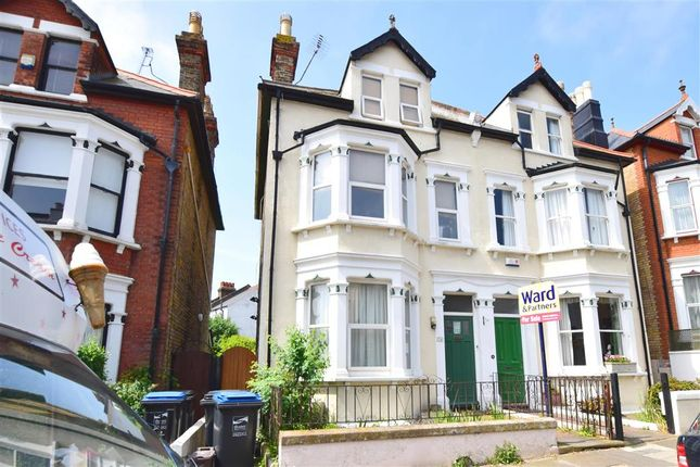 Thumbnail Semi-detached house for sale in Crescent Road, Ramsgate, Kent