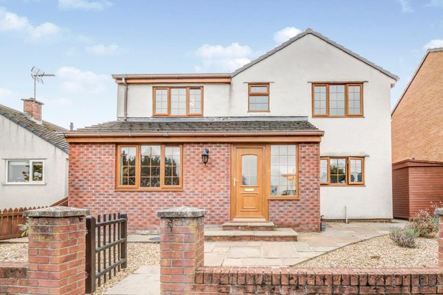 Thumbnail Detached house for sale in Oak Road, Penrith