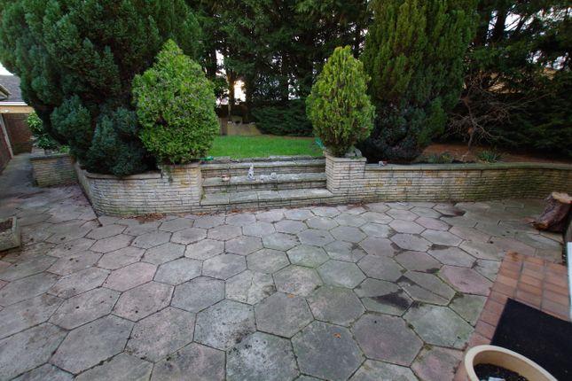 Garden of Okebourne Park, Liden, Swindon SN3