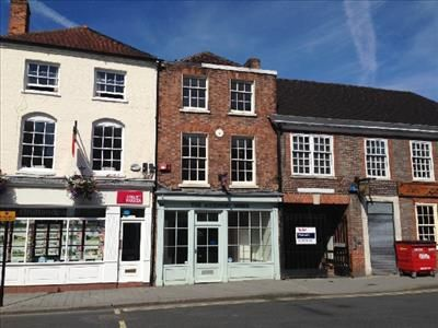 Thumbnail Retail premises for sale in Weavers Walk, Northbrook Street, Newbury
