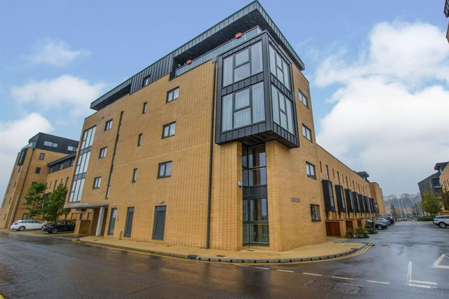 Thumbnail Flat for sale in Empire Way, Cardiff Bay, Cardiff
