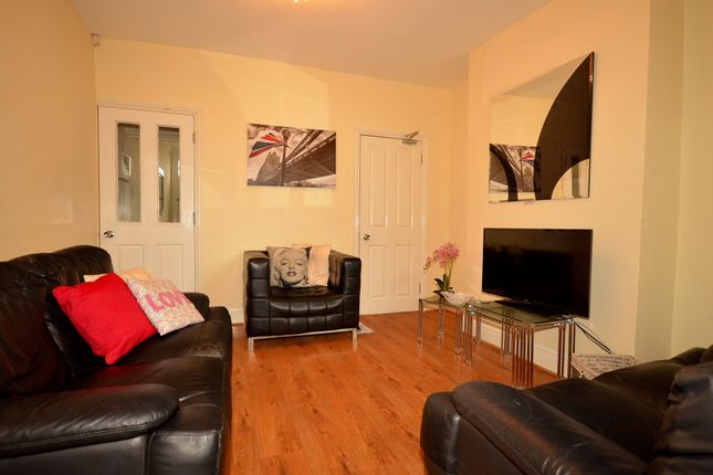 Thumbnail Terraced house to rent in Harefield Road, Sheffield