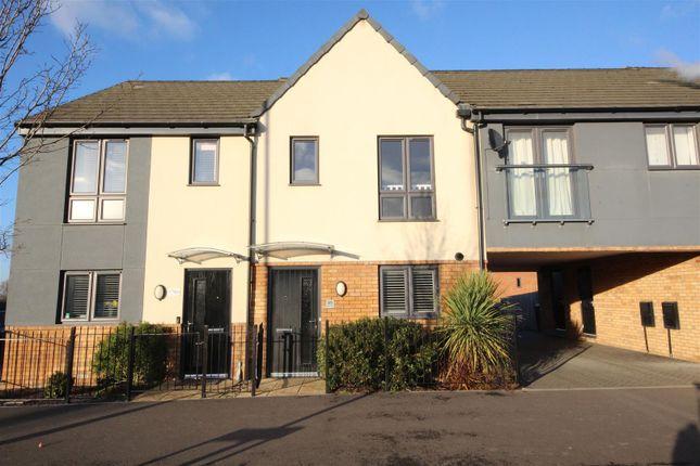 2 bed terraced house to rent in Manor Drive, Gunthorpe, Peterborough PE4