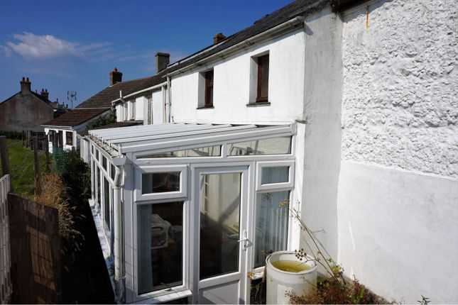 Thumbnail Cottage for sale in Fore Street, Mount Hawke Truro