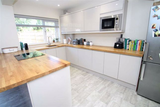 Fitted Kitchen of The Lindens, Birmingham B32