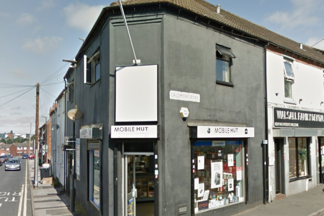 Thumbnail Retail premises for sale in Caldmore Rd, Walsall