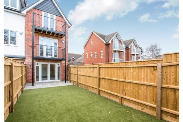Thumbnail Town house for sale in Upton, Poole, Dorset