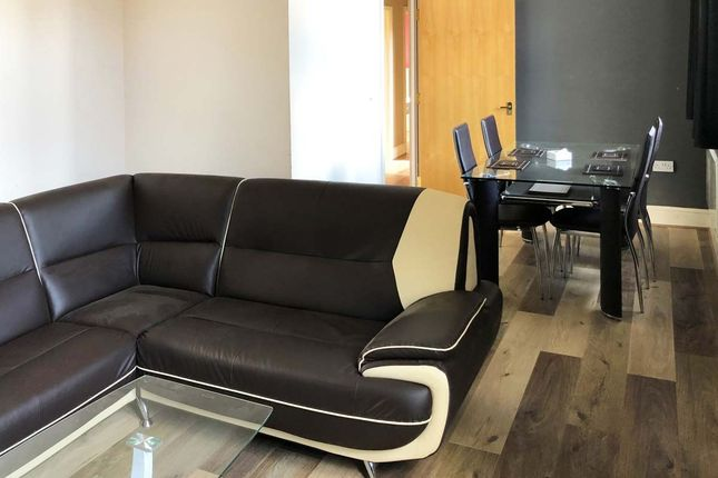 Thumbnail Flat to rent in Grosvenor Gate, Leicester